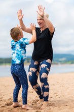 "Load image into Gallery viewer, Autumn Dreaming Women's Activewear Leggings - Tall 33"" inside leg"