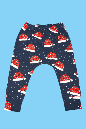 Christmas Hat Leggings