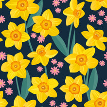 Load image into Gallery viewer, Daffodils Children's Active Leggings