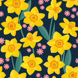 Daffodils Children's Active Leggings