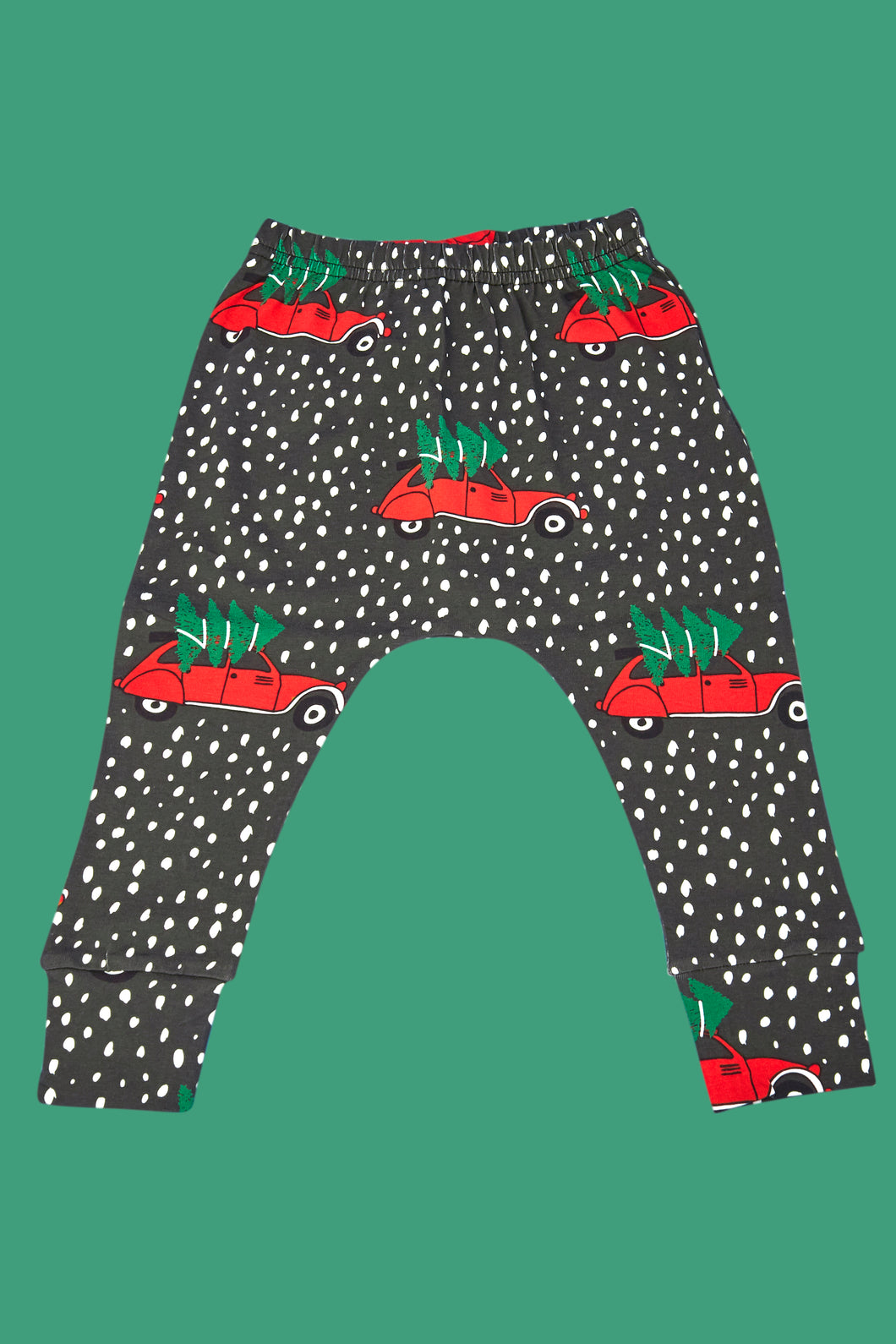 Christmas Cars Leggings
