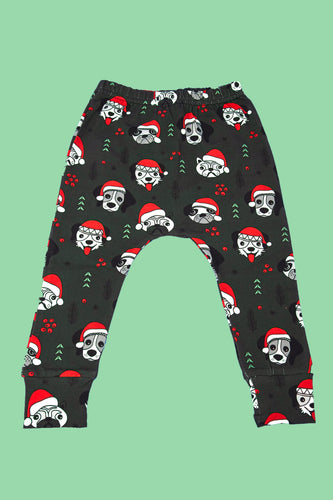 Christmas Dogs Leggings