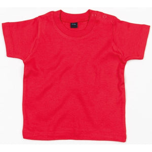 Red Single Colour Child's T-Shirts
