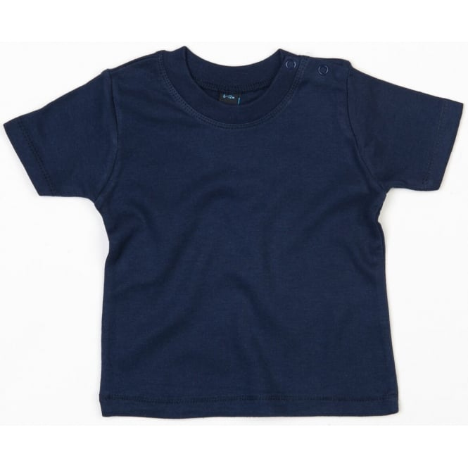 Nautical Navy Single Colour Child's T-Shirts