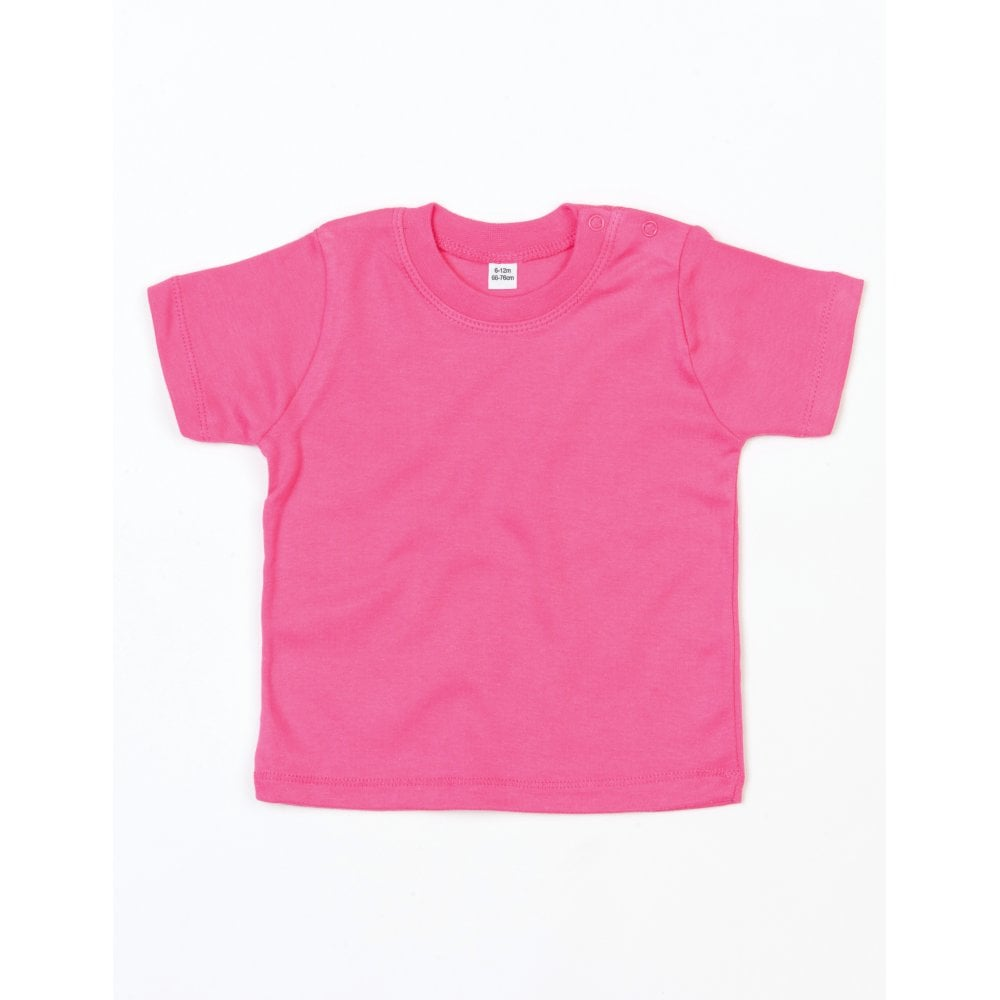 Fuschia Single Colour Child's T-Shirts