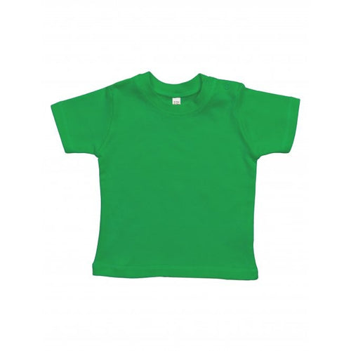 Green Single Colour Child's T-Shirts