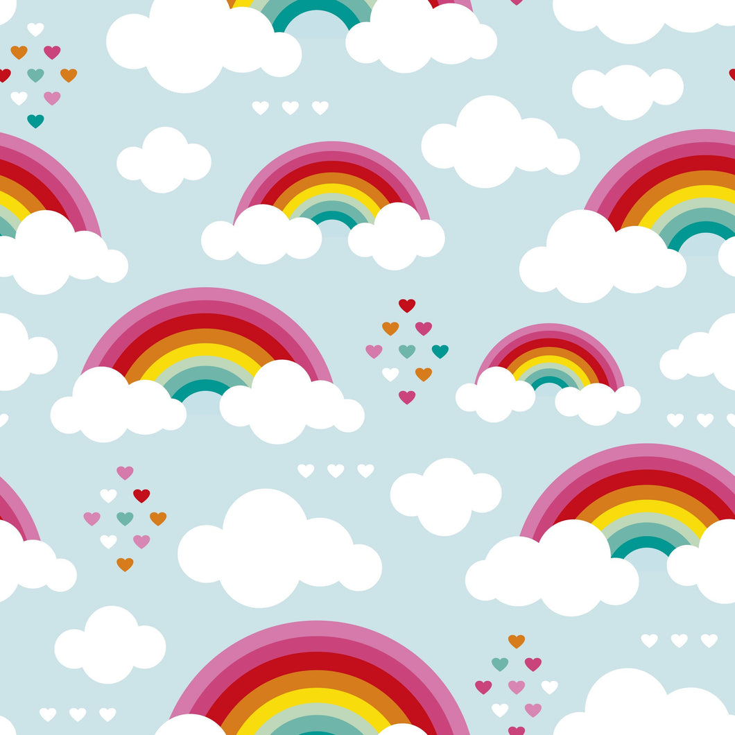 Children's Love & Rainbows Active Leggings