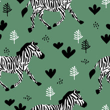 Load image into Gallery viewer, Zebra Dungarees