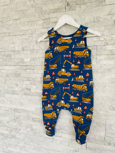 Construction Dungarees
