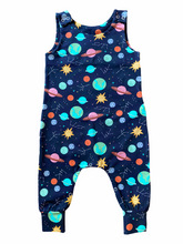 Load image into Gallery viewer, Space Dungarees