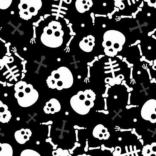 Skeleton Children's Active Leggings