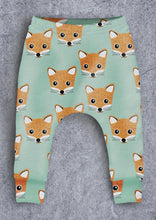 Load image into Gallery viewer, Mint Fox Leggings