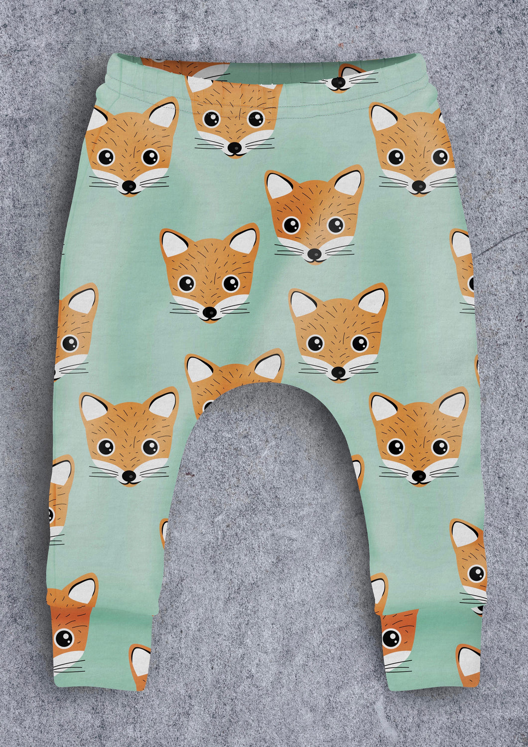 Mint Fox Leggings