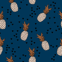 Load image into Gallery viewer, Pineapple Nights Leggings
