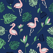 Load image into Gallery viewer, Flamingo Dungarees