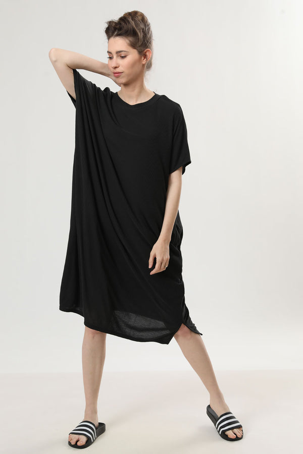 Peggy Dress Black