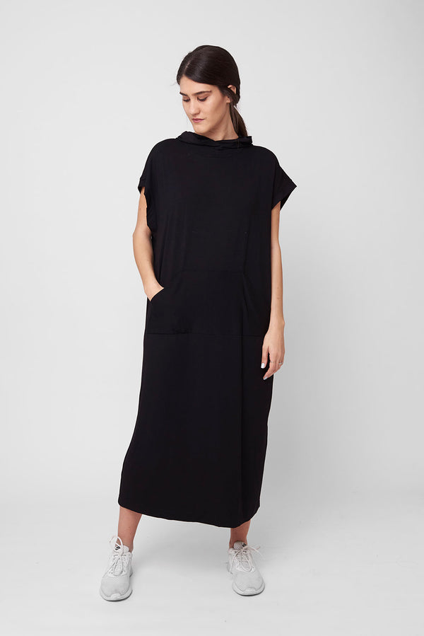 Michel dress black - layou-design