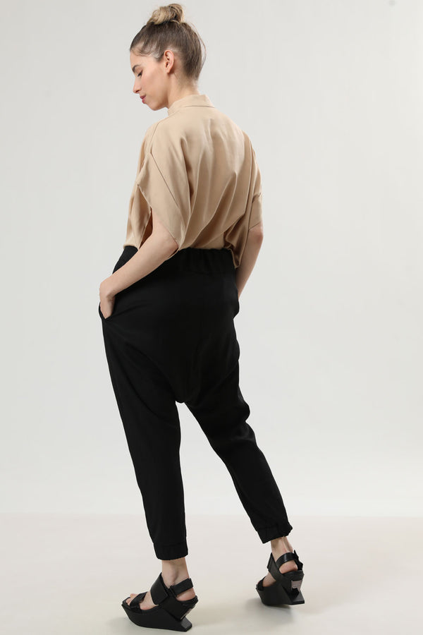 Donn Pants Black - layou-design