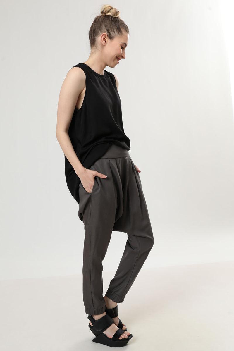 Donn Pants Grey