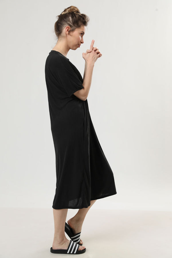 Peggy Dress Black - layou-design