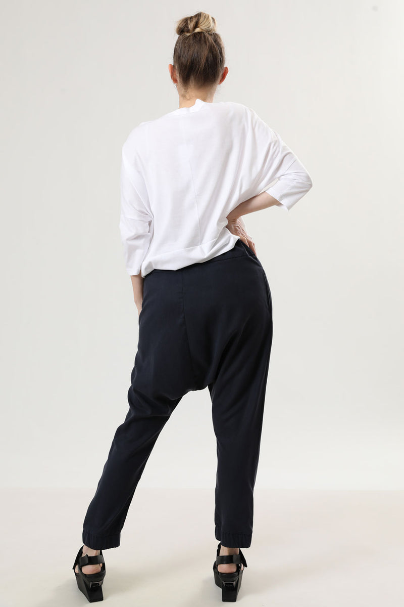 Donn Pants Navy - layou-design