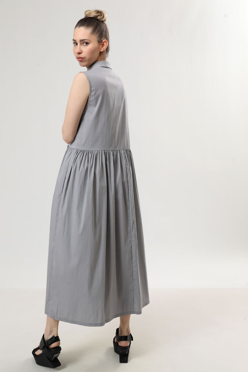 Sally Dress Grey