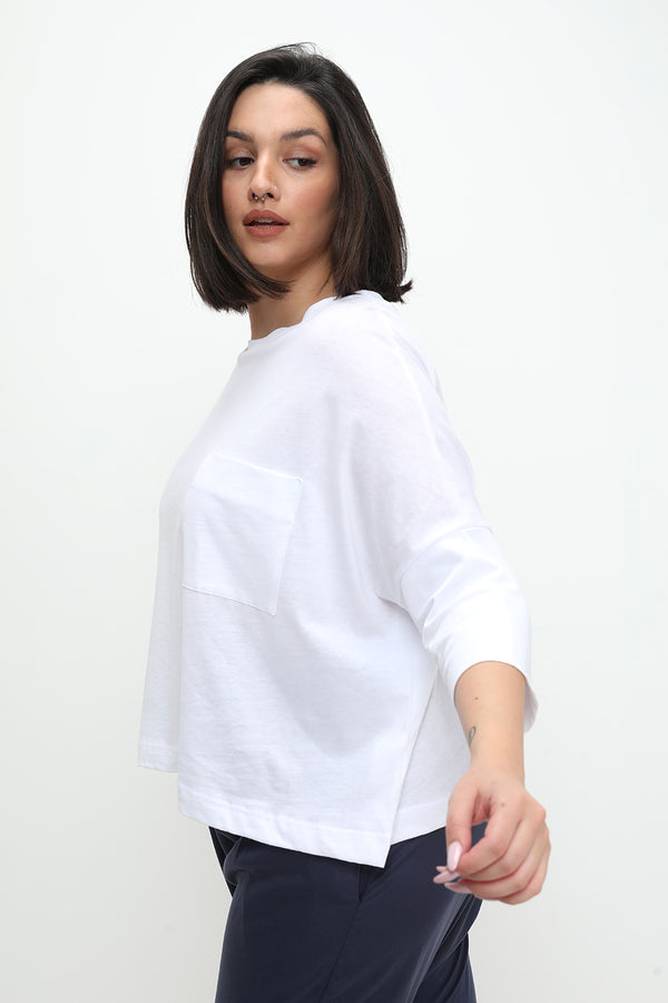 Nat Shirt White