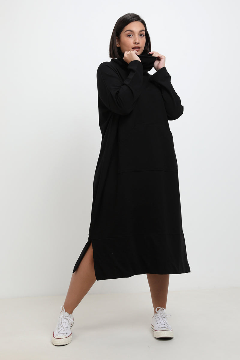 Blair dress Black - layou-design