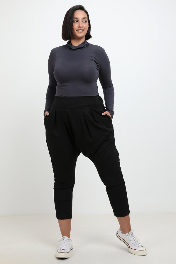 Rufus pants Black - layou-design