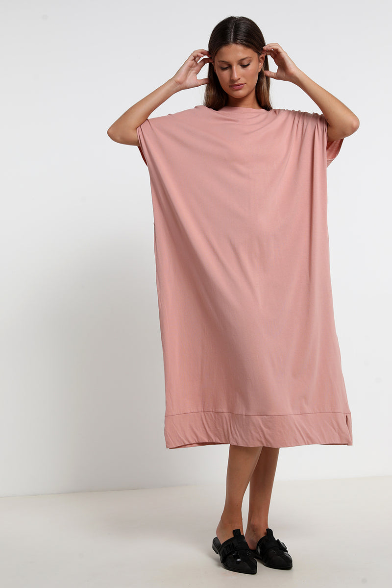 Lane dress pink - Layou Design by Shay Sobol
