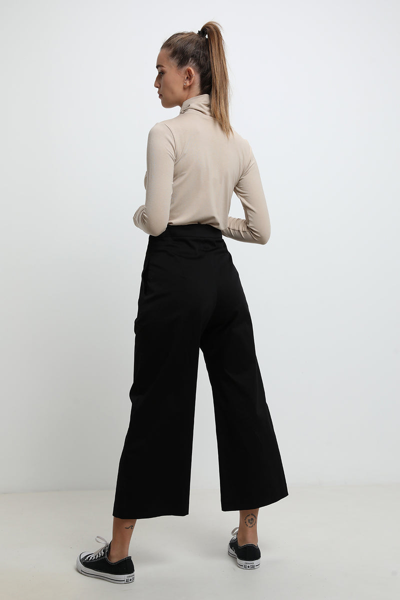 Nelly pants Black - Layou Design by Shay Sobol