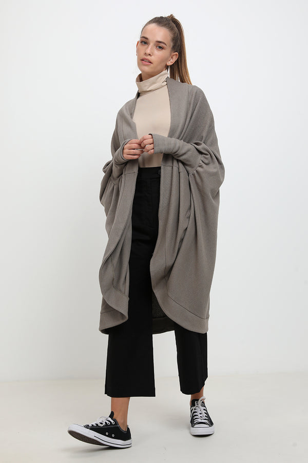 Vanessa cardigan Brown