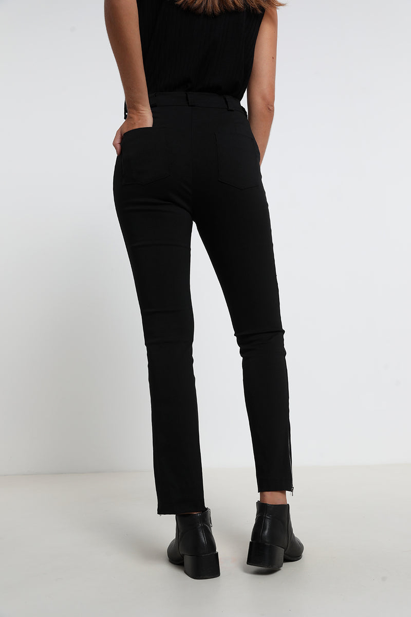 Olivia pants Black - Layou Design by Shay Sobol