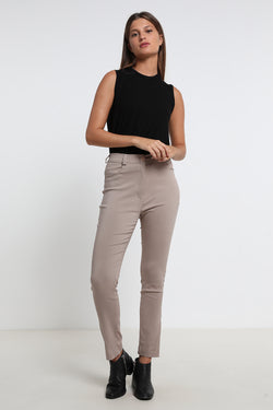 Olivia pants Beige - layou-design