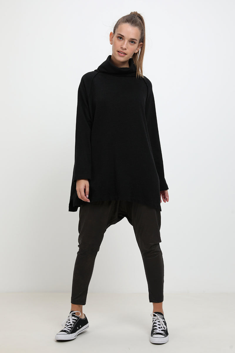 Nate sweater Black