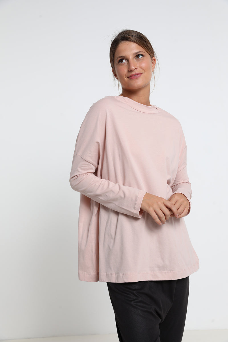 Cece shirt Pink - layou-design