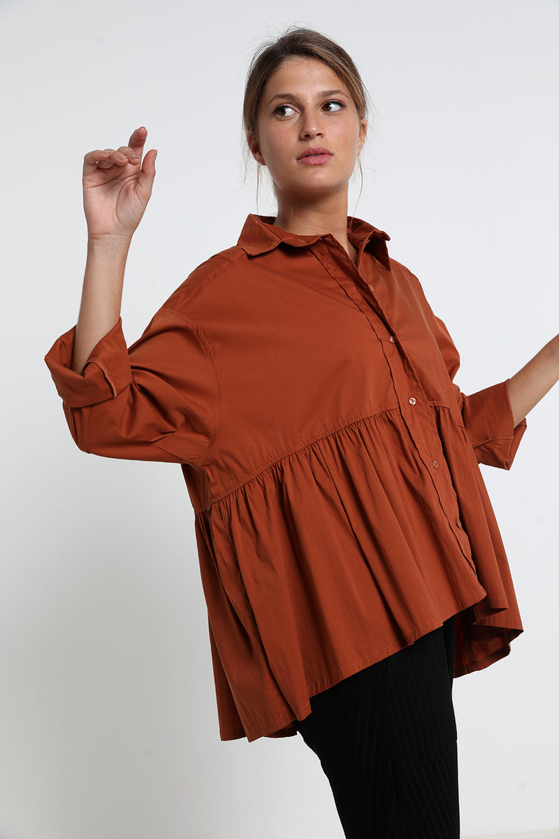 Zoe shirt squash - layou-design