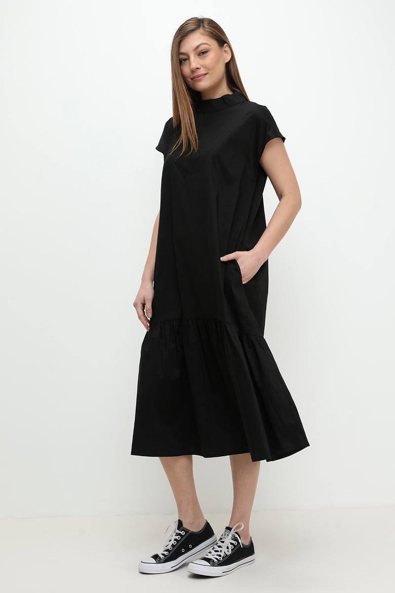 Brenda Dress Black