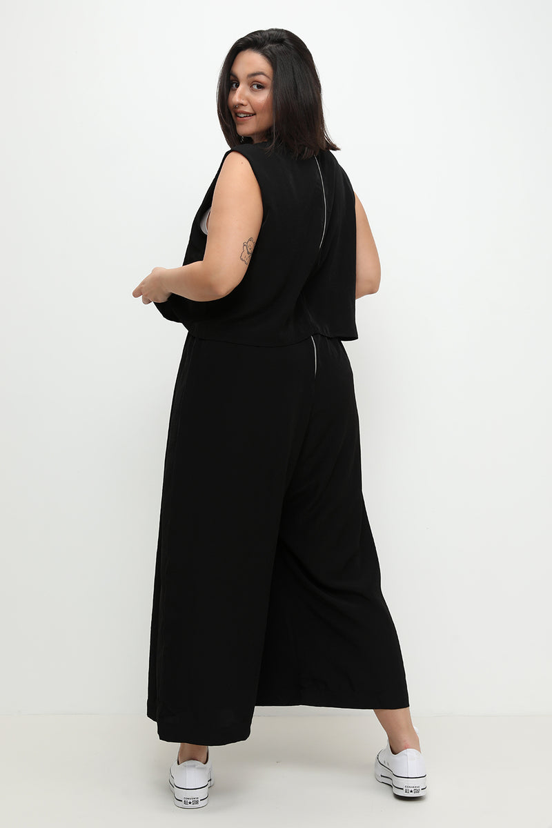 Andrea Jumpsuit Black