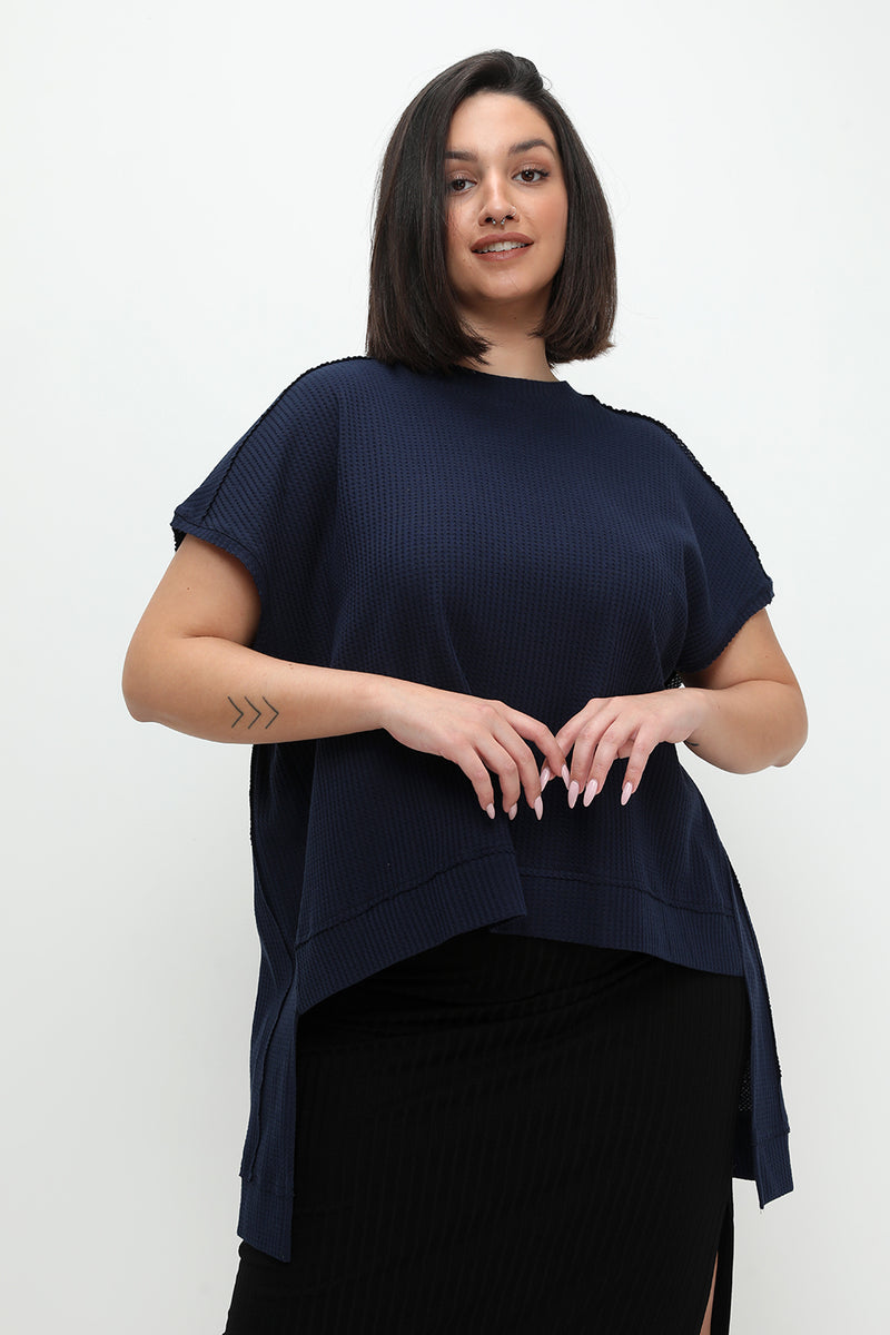 Clare Shirt Navy