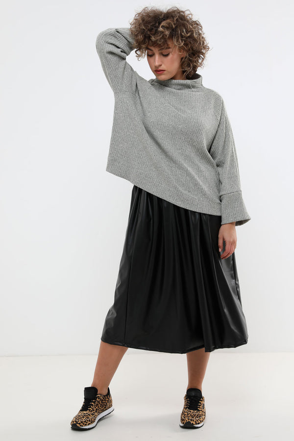 Jenny skirt black - layou-design
