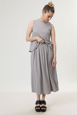 Betty Skirt Grey - layou-design