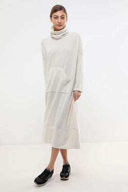 Sonia dress cream - layou-design