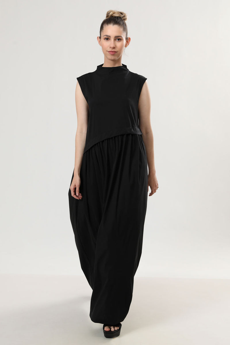 Trudy Dress Black - layou-design