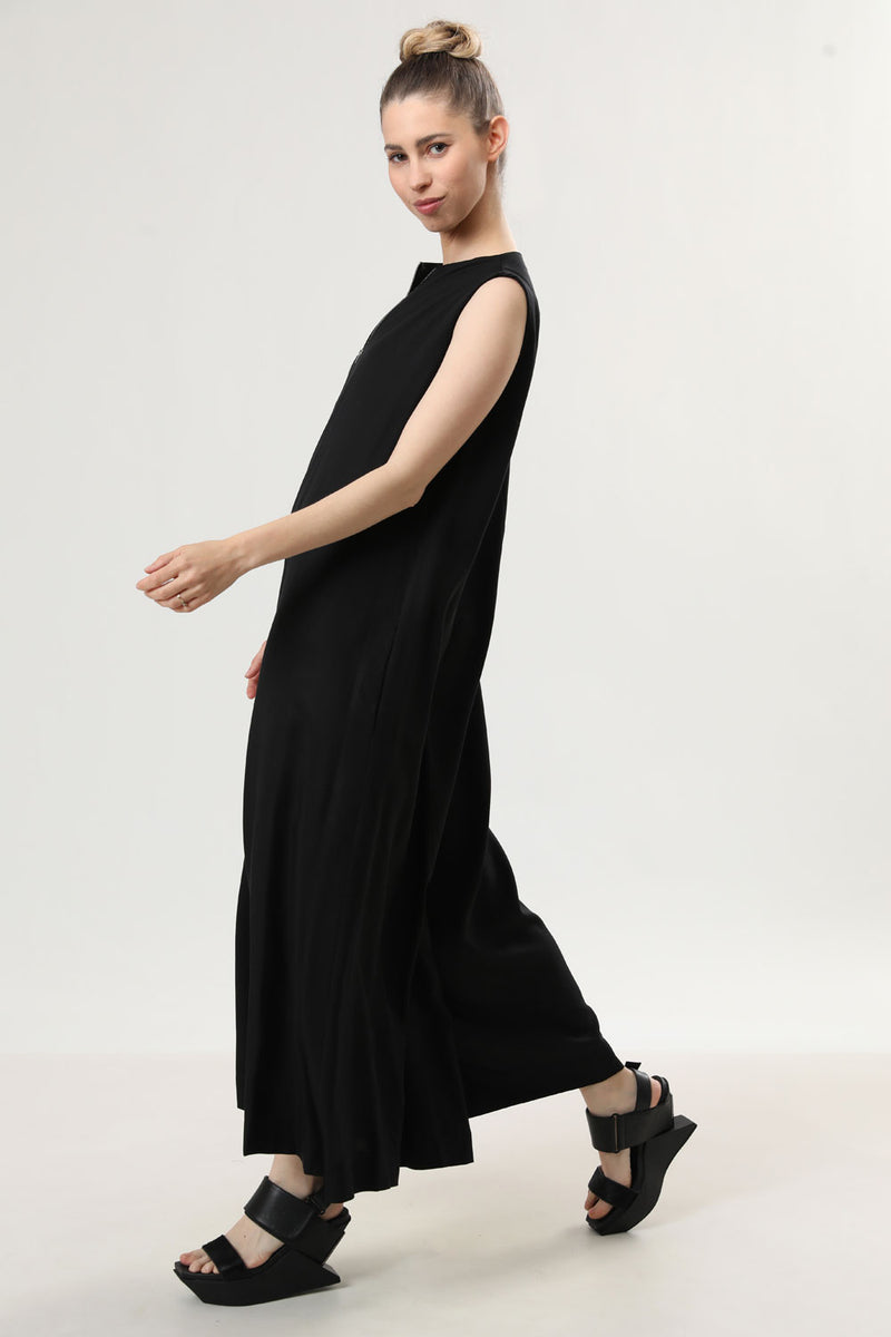 Joan Jumpsuit Black - layou-design