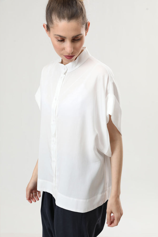 Lane Shirt White - layou-design