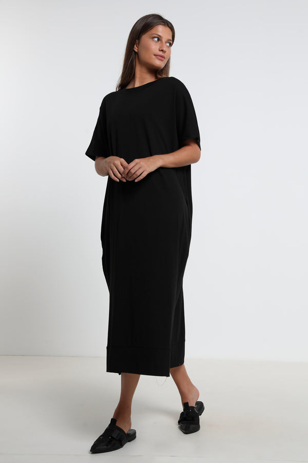 Lane dress black - layou-design