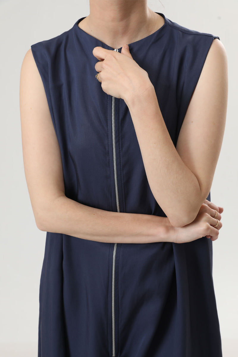 Joan Jumpsuit Blue - layou-design