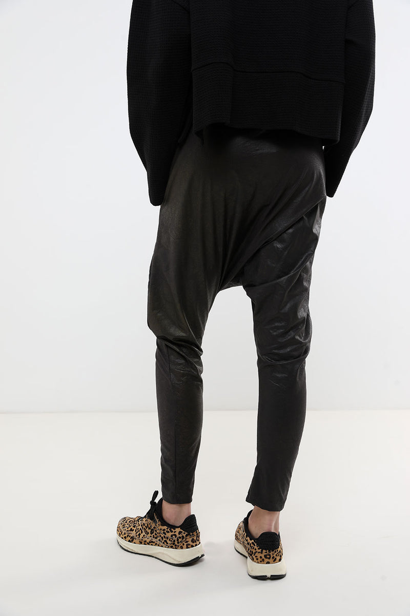 Frankie pants black