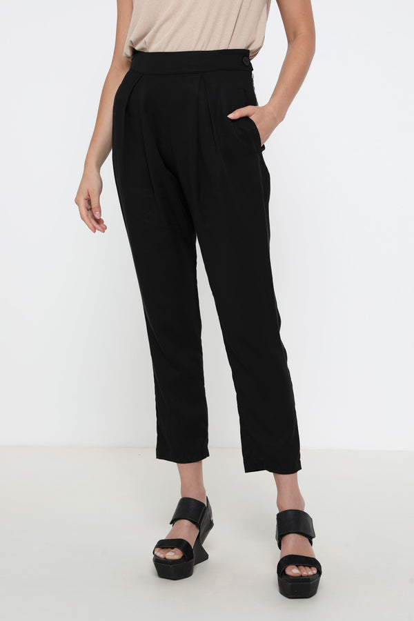 Anne pants black - layou-design